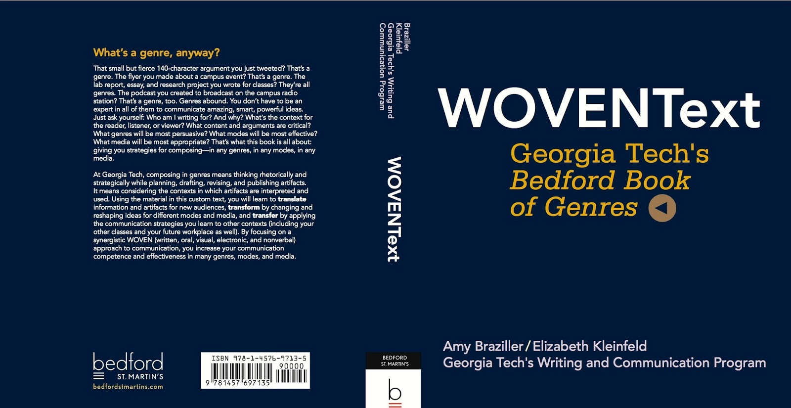 WOVENText, 2nd. Ed.